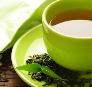 Drinking Green Tea Can Battle Cancer